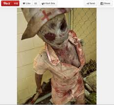 Silent Hill Halloween Costume Trick Treat Photos Halloween Costumes Inspired Horror