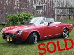 1981 to 1983 fiat spider for sale on classiccars com 11 available