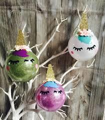 25 unique personalised tree decorations ideas on