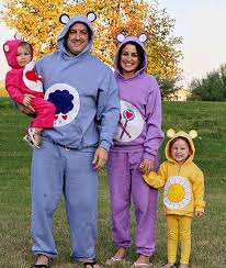 Toddler Bear Halloween Costume Family Halloween Costumes Care Bears