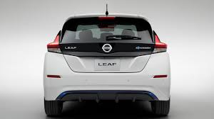 nissan leaf kerb weight all new 2018 nissan leaf unveiled boasts 150 miles of range