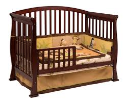 Convertible Crib Bed by Davinci Thompson 4 In 1 Convertible Crib In Coffee W Toddler