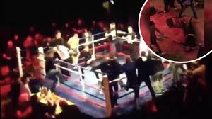 black e faces licensing review following mass brawl liverpool echo