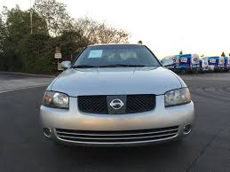 nissan sentra light blue used 2004 nissan sentra se r at city cars warehouse inc