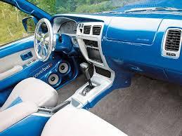 toyota 4runner interior colors custom 1996 toyota 4runner mini suv mini truckin magazine