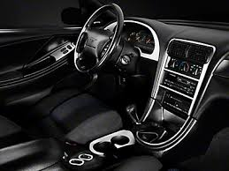 Fox Body Black Interior 1995 Mustang Parts U0026 Accessories Americanmuscle Free Shipping