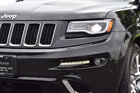 2015 Jeep Grand Cherokee Srt Red Vapor Edition Stock 7228 For