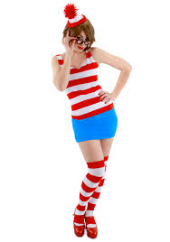 where s waldo costume waldo dress costume costumes