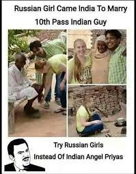 Russian Girl Meme - baba ji ka thullu vs girls ka attitude home facebook
