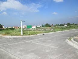 Sqm by 150 Sqm Lot For Sale Meadowood Executive Village Philippines