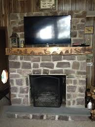 Oak Corner Fireplace by Interior Captivating Image Of Home Interior Design And Decoration