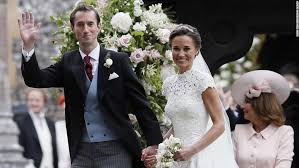 Wedding Pictures Pippa Middleton Weds Millionaire Financier Matthews Cnn