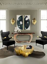 Living Room Console Tables 10 Amazing Modern Console Tables For Your Living Room Design