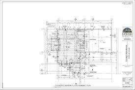 monsef donogh design groupdonogh residence sheet a200