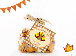 thanksgiving treat tags printable personalized thankful for you