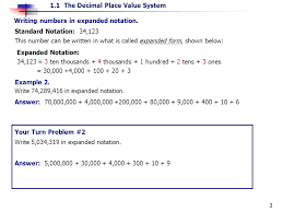numbers in expanded form place value a digit is a number 0 1 2 3 4 5 6 7 8 or 9