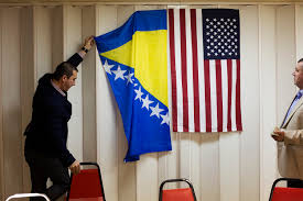 Flag Of Bosnia St Louis Bosnians React To Conviction Of Radovan Karadzic St