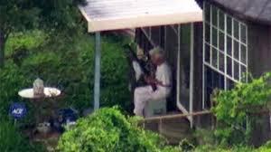 Grandma Backyard House 90 Year Old Grandma With Shotgun Surrenders After Hours Long