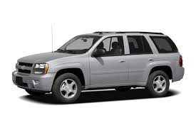 2008 Chevrolet Trailblazer Information