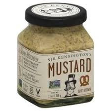 lowensenf mustard vintage lowensenf mustard pot 1903 1953 lions mustard crock