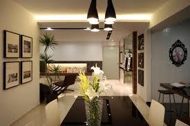 sala da pranzo design modern apartment in singapore with a clean design moderno sala