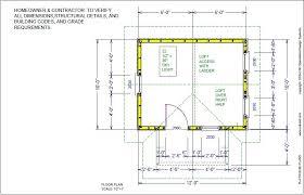 Floor Plan For Kids Playhouse Blueprints Sds Plans