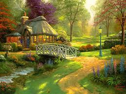 country cottage wallpaper cottage forest home cottage wallpapers home cottage hd wallpaper