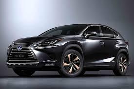 lexus nx used car for sale 2018 lexus nx shows off new design in shanghai automobile magazine
