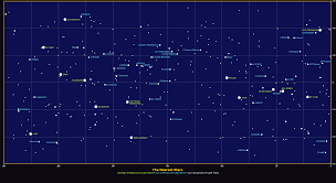 Constellations Map 100 Map Of The Stars Here U0027s What A Map To The Stars