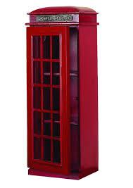 london phone booth bookcase uma enterprises inc telephone booth cd holder english telephone
