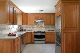 how to clean grease cherry wood kitchen cabinets choosing the right range for your kitchenclassic