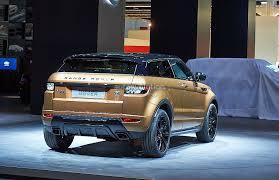 land rover range rover evoque 2014 frankfurt 2013 2014 range rover evoque live photos autoevolution