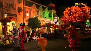 disney halloween party youtube