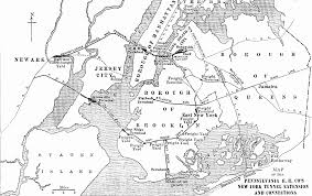 Map Of The Western States by New York Tunnel Extension Of The Pennsylvania Railroad