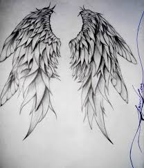 the shape and detail of these wings captivated me because of the