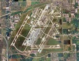 detroit metro airport map detroit metro airport receives additional 2 3 million in faa
