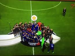 man u win the uefa europa league qualify for champions league