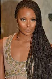 photo brown braids for black women different braids styles for