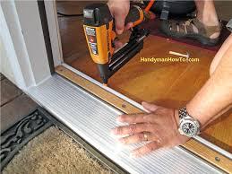 Replacing Exterior Doors Front Doors Backyards How Replace Exterior Door Part Install