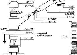 moen single handle kitchen faucet parts ellajanegoeppinger com
