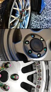 nissan altima lug nut size jdm r style neo chrome wheel lug nuts key u0026 lock for nissan 350z