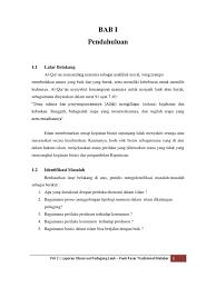 contoh laporan wawancara pedagang bakso laporan observasi pedagang tradisional