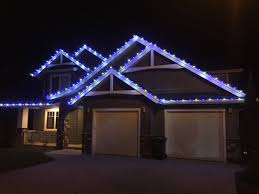 custom length christmas light strings christmas light installation in kelowna we hang holiday lighting