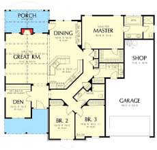 2000 sq ft floor plans amazing design 2000 sq ft house plans one story readvillage home