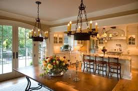 Kitchen Open To Dining Room Dining Room Traditional Dining Room Minneapolis By Murphy