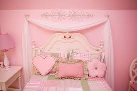 Princess Drapes Over Bed Canopy Bed Drapes Bedroom Traditional With Bedside Table Canopy