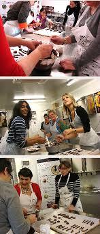 cours de cuisine limoges a la foret atelier de patisserie chocolat