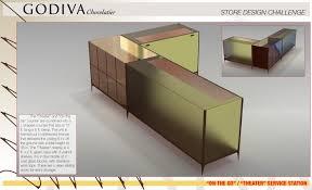 Td Furniture Store by Godiva Store By Derek Genrich At Coroflot Com