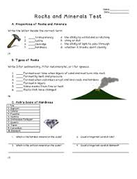 worksheet mineral identification tests with answers explained