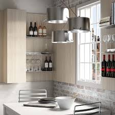 fitted wooden kitchen backsplash wall play by minacciolo
